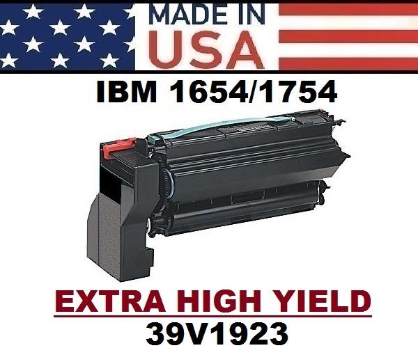 RICOH – IBM 1654/1754 TONER – BLACK XHY – USA Made