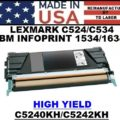 LEX-C524BK-8K