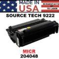 ST-9222-MICR